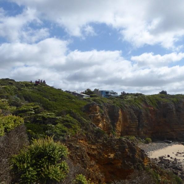 Australien-GreatOceanRoad-Leuchtturm-Kueste