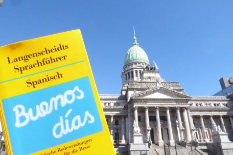 Buenos Dias in Argentinien