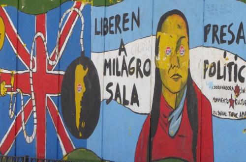 BuenosAires StreetArt Politik | aufmerksam reisen