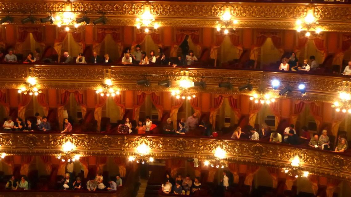 BuenosAires TeatroColon Raenge | aufmerksam reisen