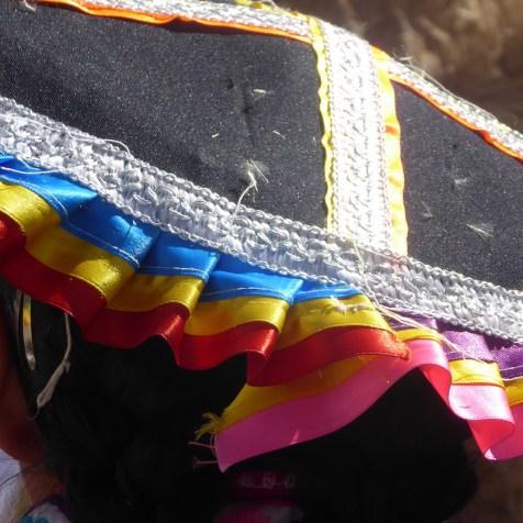 Peru-Cusco-Tracht-Hut