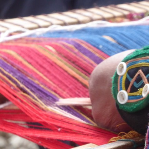 Peru-SacredValley-Webstuhl