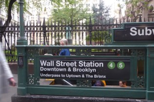 USA-NewYork-WallStreet