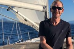 19 Monate auf Weltreise: Wolfgang Eckart auf der Segelyacht