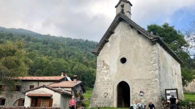 Kirche im Val Taleggio