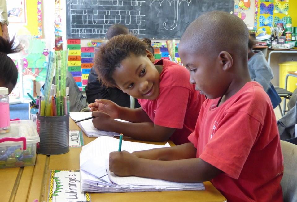 ReiseBlog Suedafrika AfricanAngels Schule | aufmerksam reisen