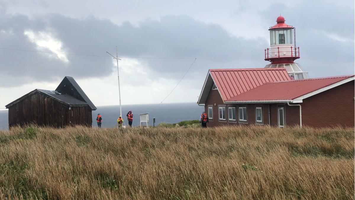 Leuchtturm von Kap Hoorn