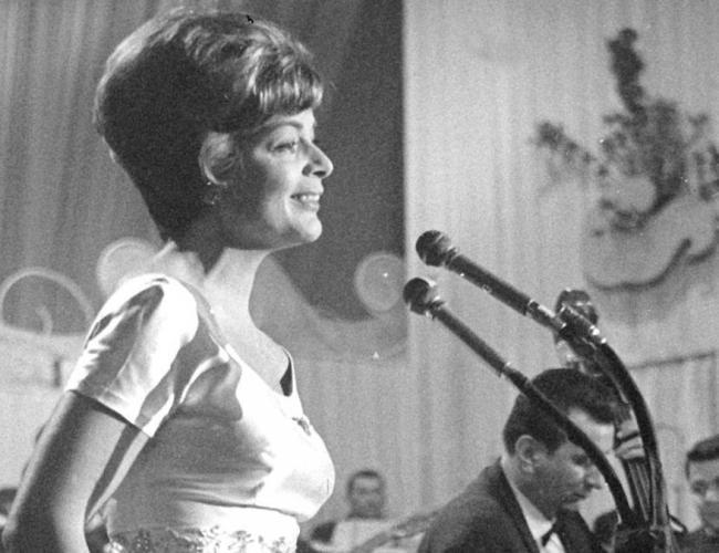 Schweizer Vorentscheid 1957: Für zwei GroschenMusik