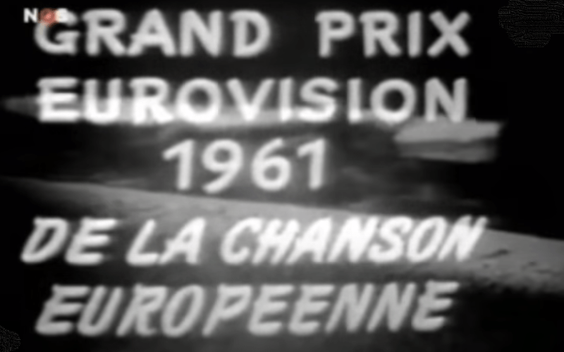 ESC-Fina­le 1961: Stand up for your Love Rights