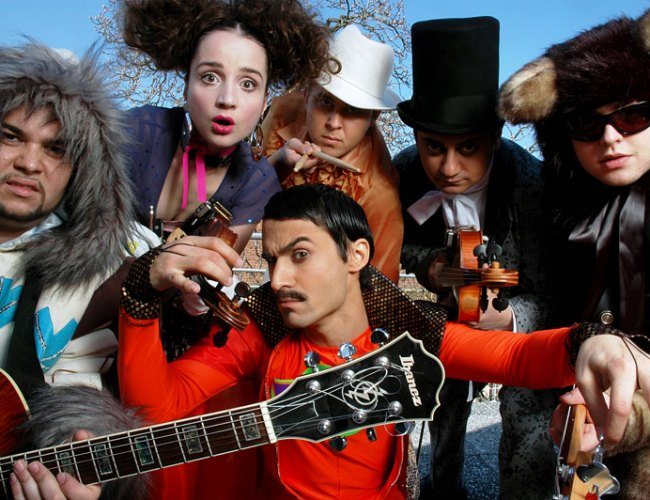 "Eurosong <span class=""caps"">CZ</span> 2009: Die Pferdchen so zottig"