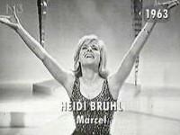 Heidi Brühl, DE 1963