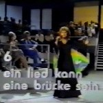 Ein Lied für Stockholm 1975: Jeder Ton ist wie einStein