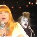 Ein Lied für Den Haag 1980: Grelle Blitze schreckenmich