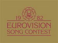 Logo Eurovision Song Contest 1982