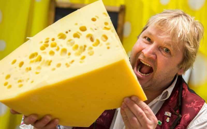 Perlen der Vorentscheidungen: Schweizer Käse, Teil1