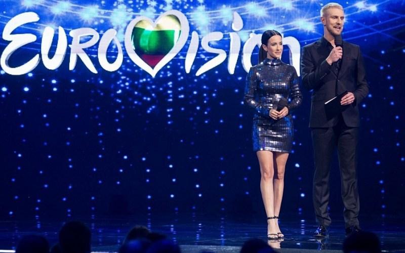 Eurovizija 2008: HintermOzean