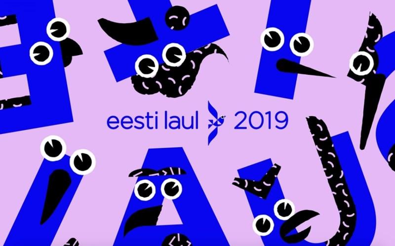 Eesti Laul 2019: selbstverliebte Schmachtlappen