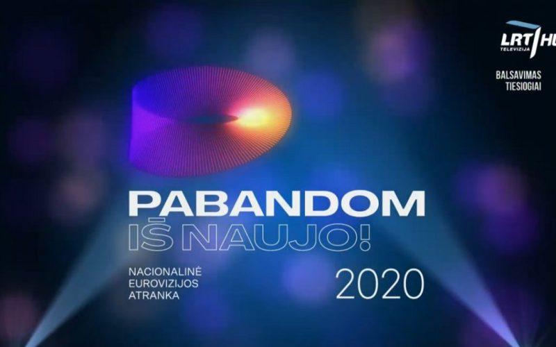 Paban­dom iš nau­jo 2020: The Roop is on Fire