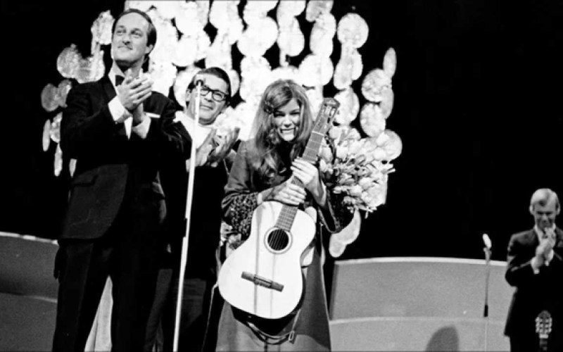 Nationaal Songfestival 1969: Touch my Tralala