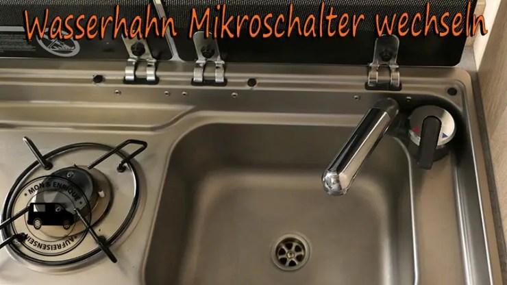 Wohnmobil Waschbecken Reparieren