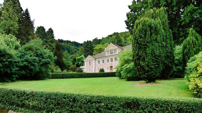 Wanderweg Seegang: Das Schloss Bodman