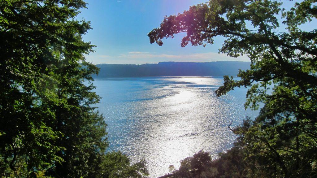 Wanderweg Seegang: Blick auf den Überlinger See