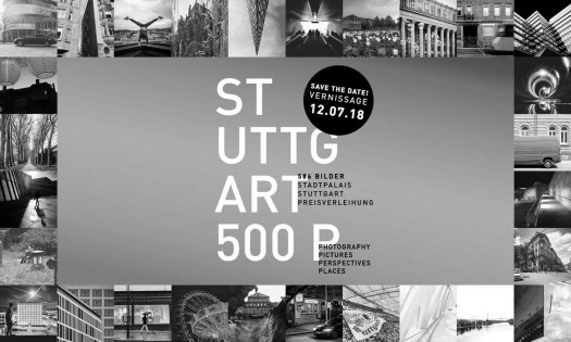 stuttgart 500p Flyer ProLab - Vernissage