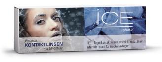 ICE Premium Kontaktlinsen mit UV Schutz spheric