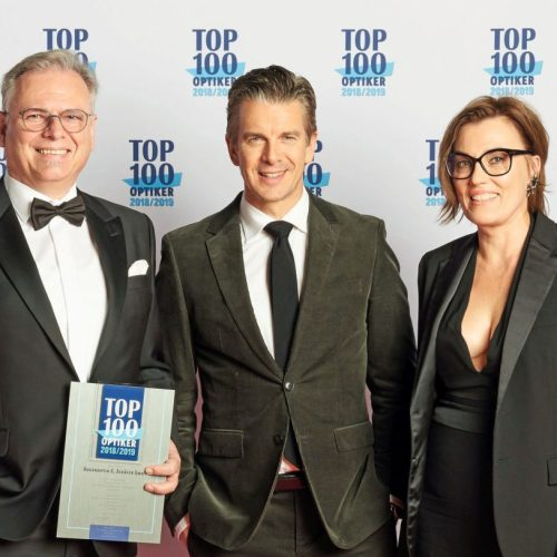 TOP 100 Optiker 2018/2019 mit Markus Lanz