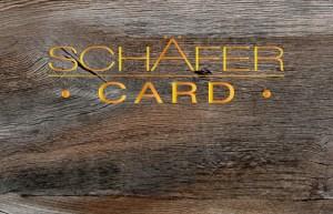 SCHÄFER-CARD