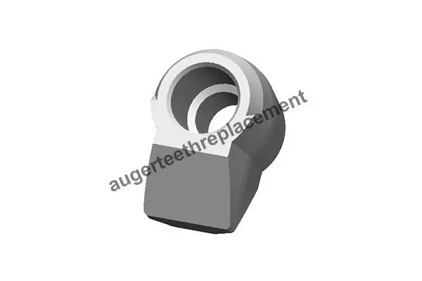 c-20 tooth holder for rock augers and drilling bucket