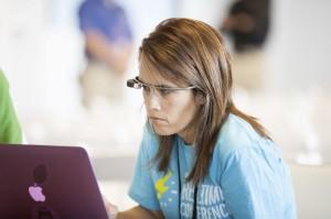 Hackathon Google Glass