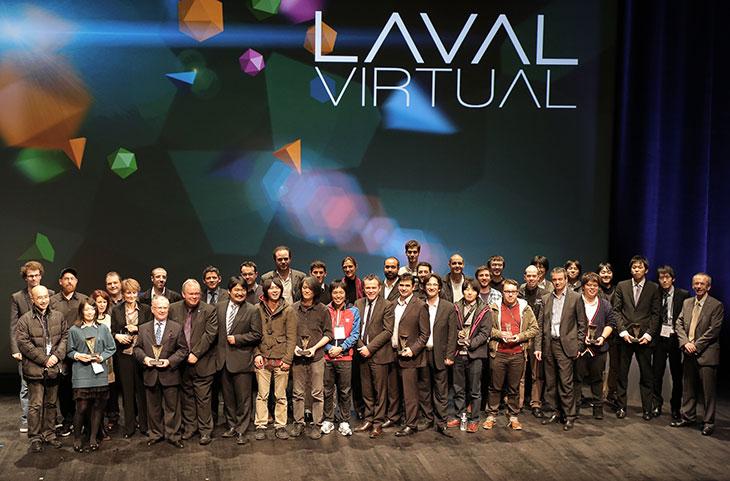 Laval virtual 2013