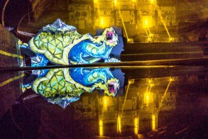 Projection Mapping is a form of Augmented REality