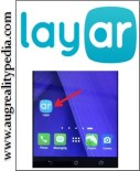 Layar app-augrealitypedia
