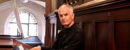 Etienne Baillot – récital d'orgue