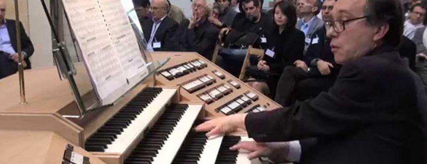 François Espinasse – récital d'orgue