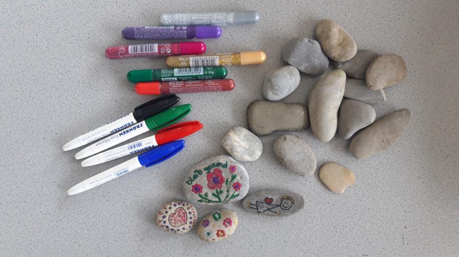 Diy Steine Bemalen Und Verschenken Verstecken Trytrytry