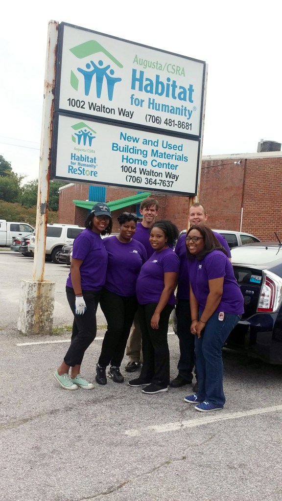 ADP Habitat Volunteers