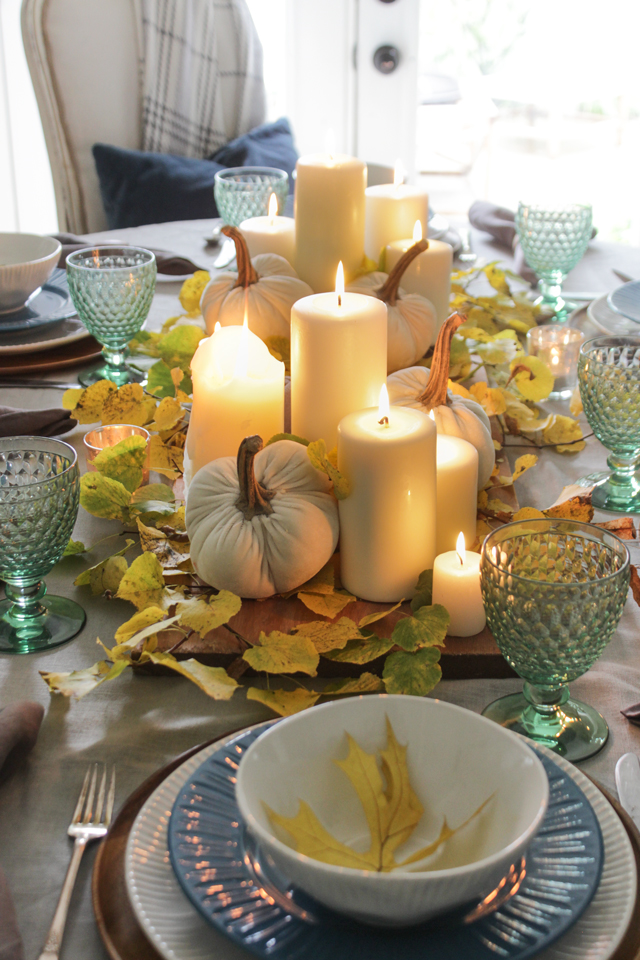 Pumpkins & Fall Decor