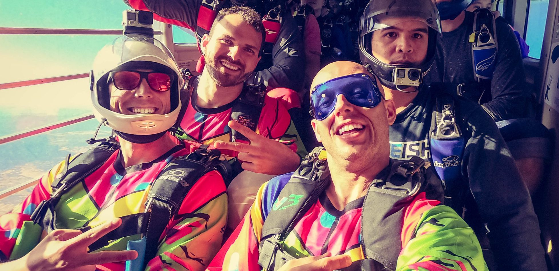 Skydive traditions