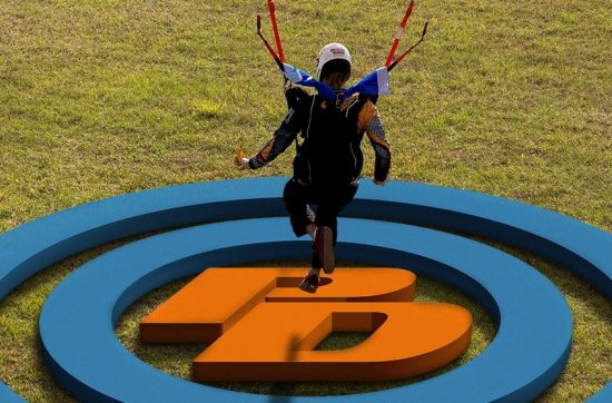 Canopy Piloting PD Bull Eyes Competition