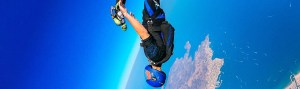 United Parachute Technologies Skydiving gear photo