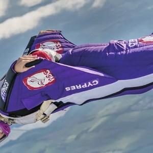 Roberta Mancino Wingsuit safety photo