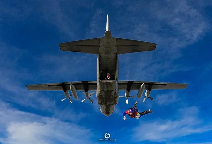 Skyseekers Skydiving Boogie in Egypt