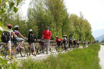 Augustour 2014 - Etschtal Radweg
