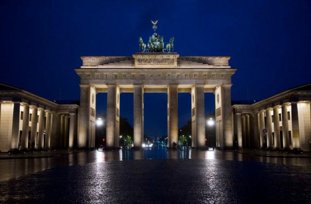 Nazis Architecture, Brandenburg Gate