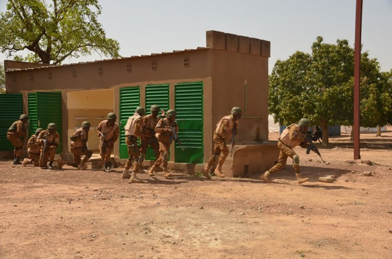 Lutte contre le terrorisme: Après Rayongo, l'armée burkinabè prend une longueur d'avance
