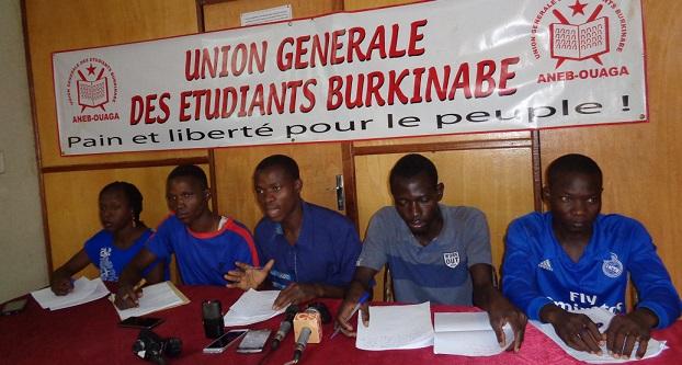 Crise à l'UO: L'ANEB suspend son mot d'ordre de grève