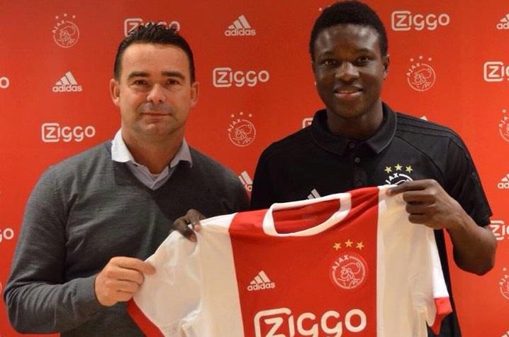 Football: Le jeune Hassane Bandé en route vers l'Ajax d'Amsterdam